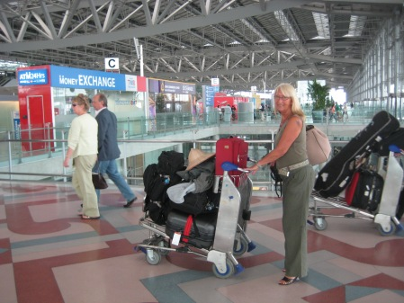Bangkoks flygplats