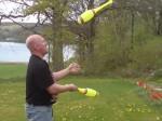 En jonglör