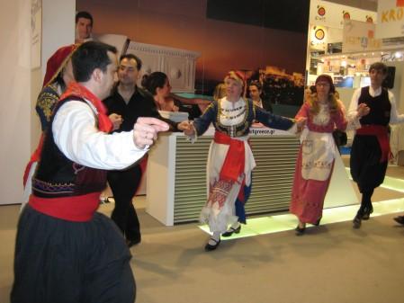 Grekisk dans