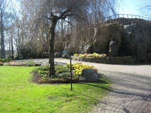Minneslunden, Varbergs kyrkogård