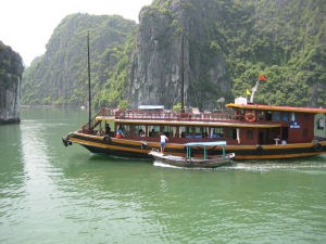 Ha long Bay, Tonkinbukten