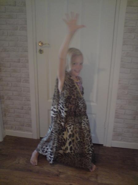 Nell dansar