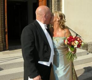 Bröllop 16 augusti 2008