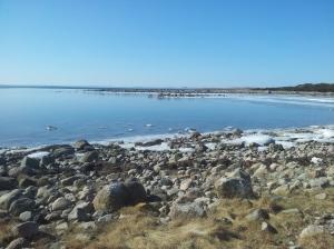 Isen går upp